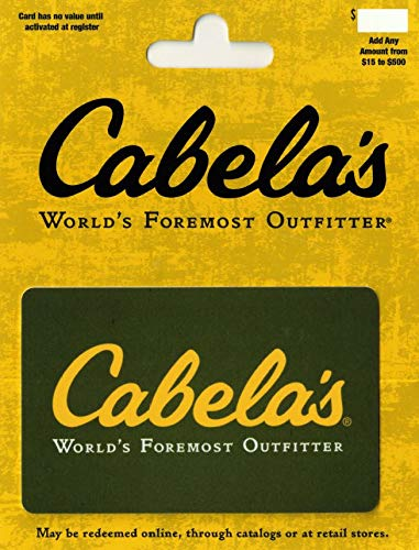 cabelas gift card for cops