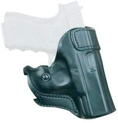 cop holster black right hand