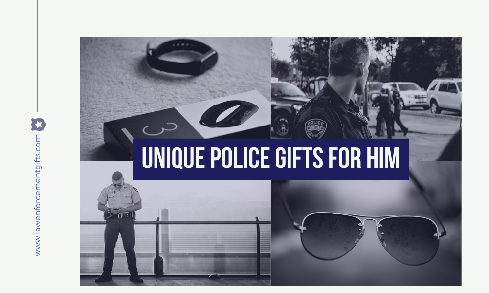police gifts for him