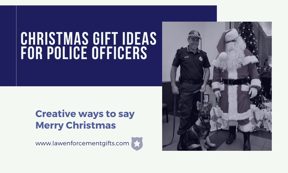 police officer christmas gifts