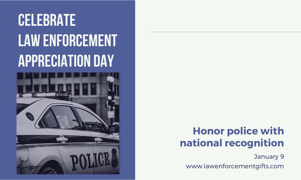law enforcement appreciation day 2021