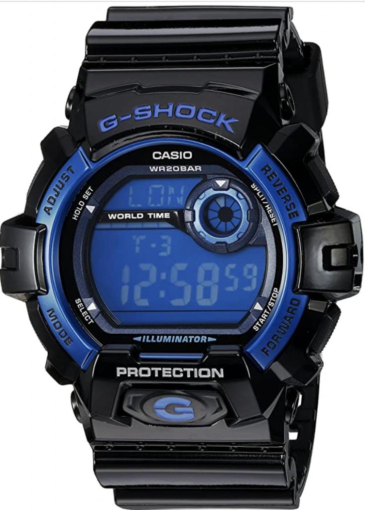 police sport watch