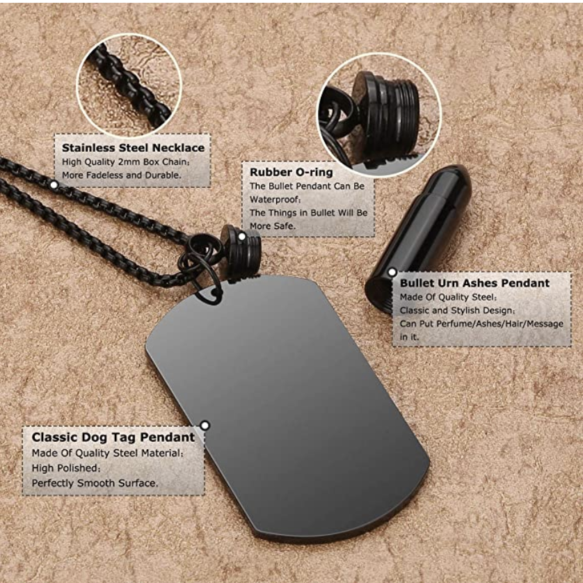 dog tags for cops
