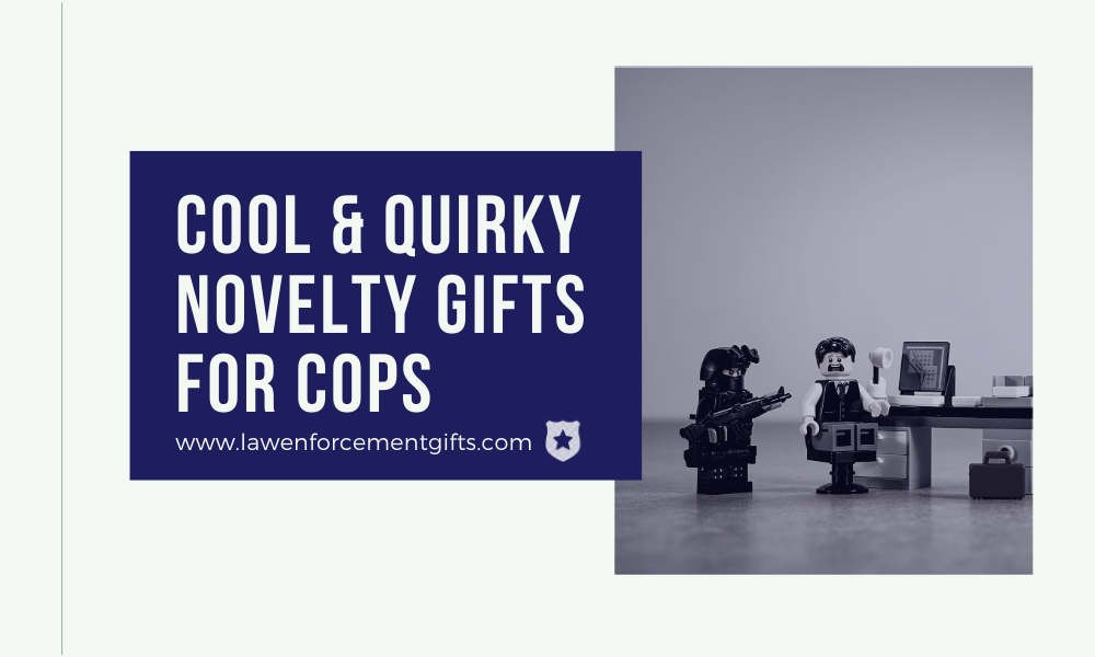novelty police gifts