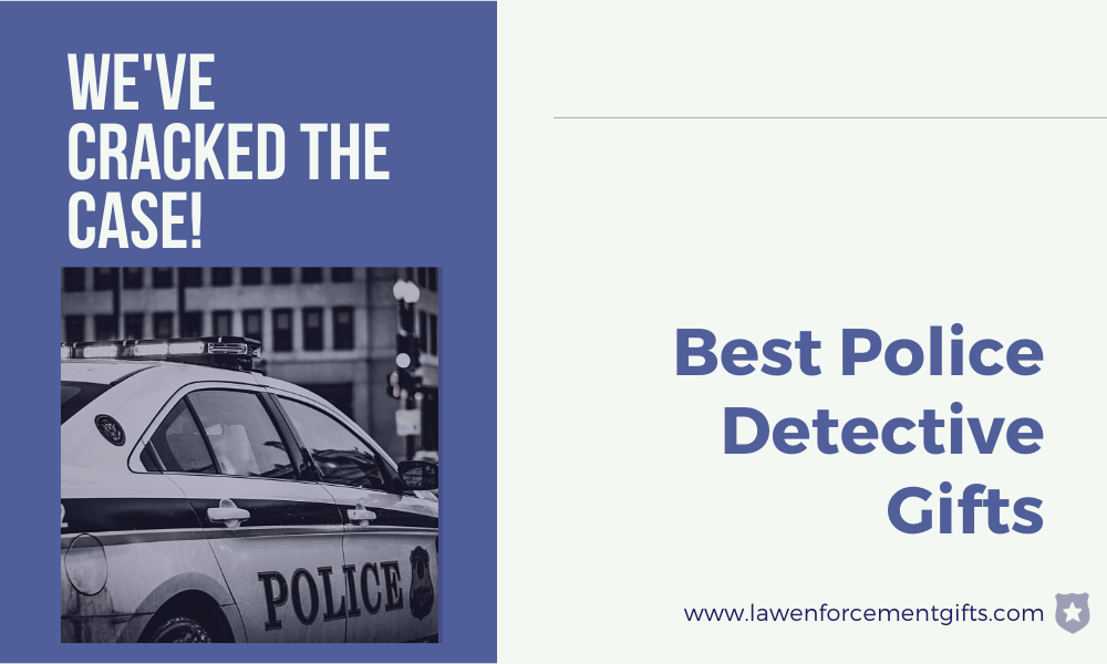 best police detective gifts