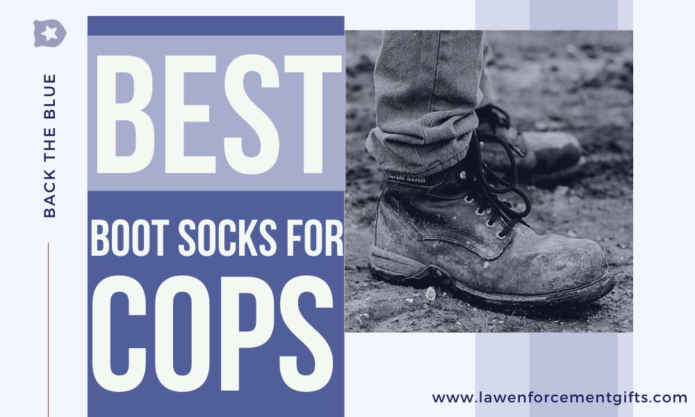 best boot socks for cops