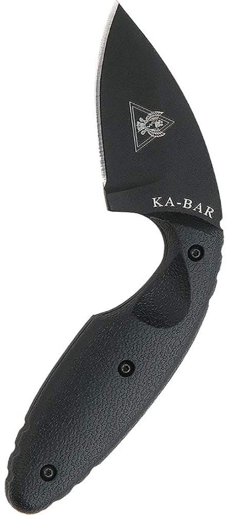 KA-BAR TDI Law Enforcement Straight Edge Knife