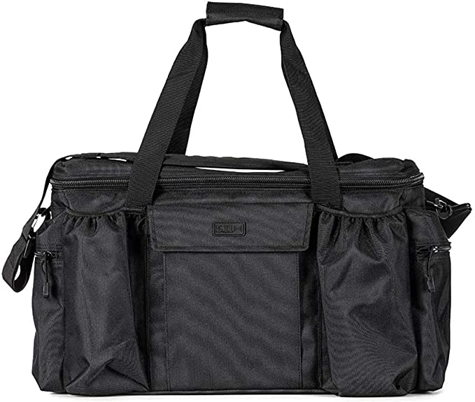 Tactical Patrol Ready 40 Liter Bag, Police Security Car Front Seat Organizer